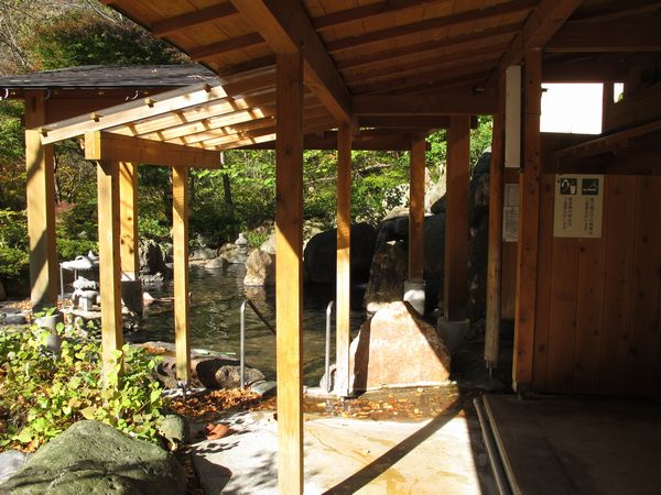 いつまでも入ってられる癒しの温泉!のんびりしたいならココ! 川古温泉 濱屋旅館