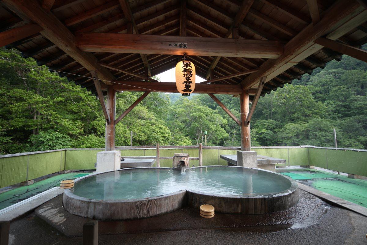 秘湯と呼ぶのに相応しい宿と温泉!幕川温泉 水戸屋旅館【福島県の温泉】