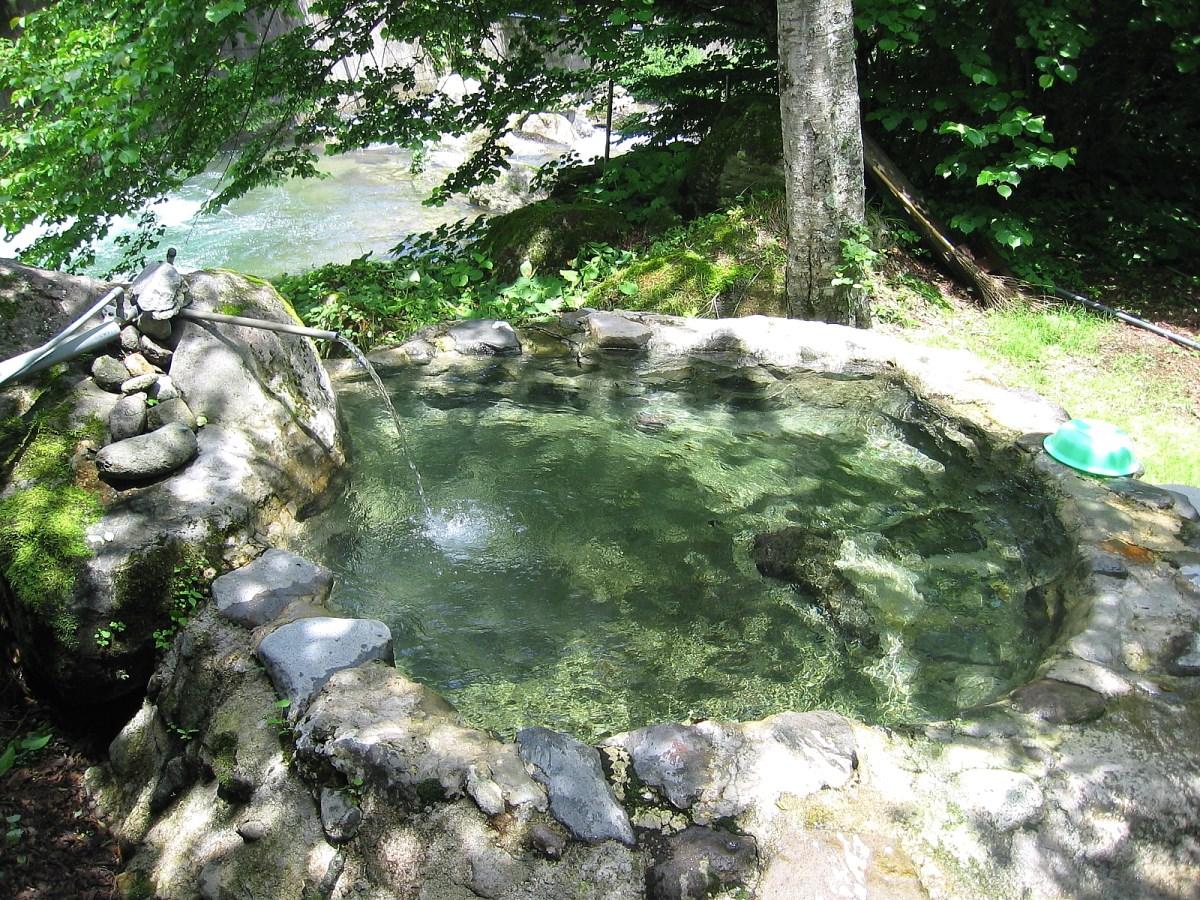 「秘湯」という言葉発祥の温泉宿! 二岐温泉 大和館【福島県の温泉】