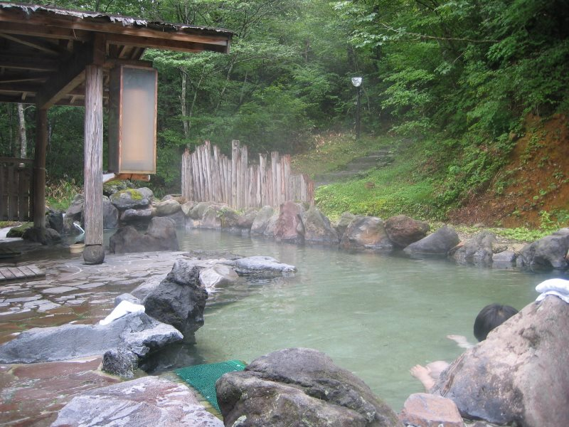 森林浴を心から堪能する! 蟹場温泉【秋田県の温泉】
