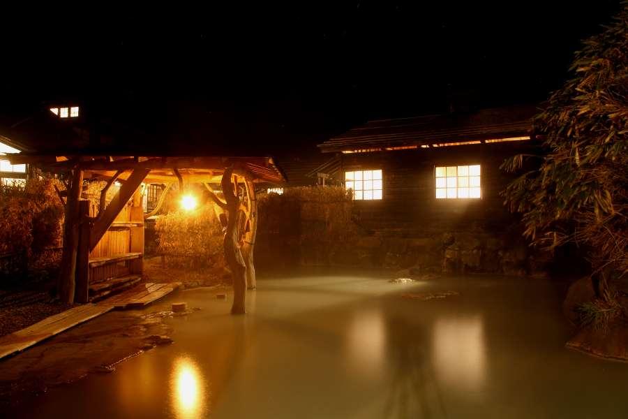 人気日本一に何度も輝いた温泉!乳頭温泉郷 鶴の湯温泉【秋田の温泉】
