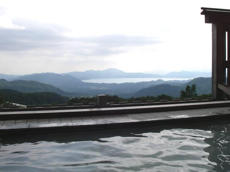 田沢湖高原の温泉で一番の絶景露天風呂!田沢湖高原温泉 アルパこまくさ【秋田県の温泉】