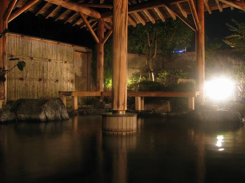 市街地で源泉掛け流しの温泉に入れる! バーデン温泉【福島県の温泉】