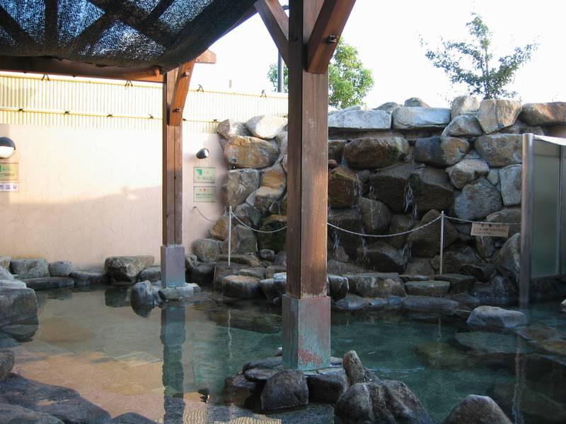 地元の人に人気の日帰り入浴施設 天然温泉 めぐみの湯【愛知県の温泉】