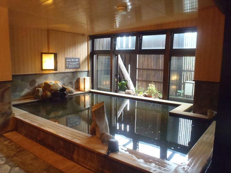 都内で気軽にデイユースで温泉をゆっくりと楽しむ! 亀島川温泉 新川の湯 ドーミーイン東京八丁堀