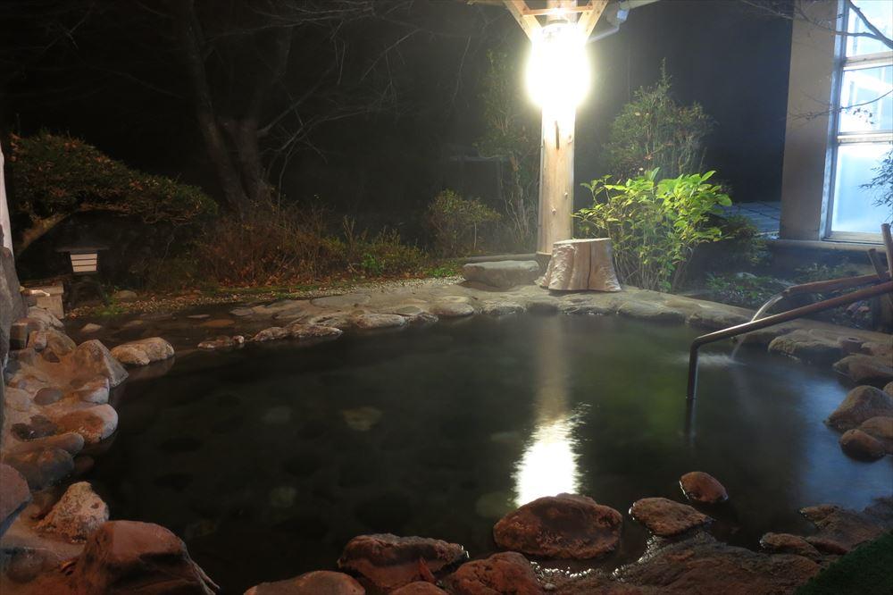 美人になりたい?日本三美人の湯で外側と内側から美人になる?!川中温泉 かど半旅館【群馬県の温泉】