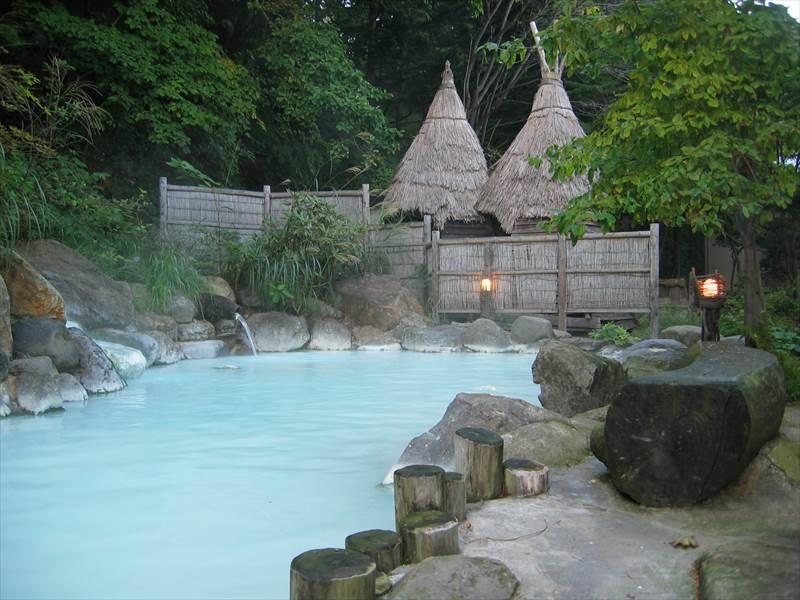 白濁した上質のお湯が素晴らしい!高湯温泉 安達屋旅館 【福島県の温泉】