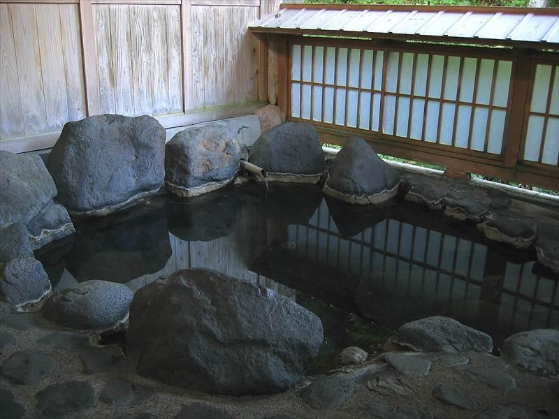 落ち着いた山間にある温泉宿!小滝温泉【福島県の温泉】