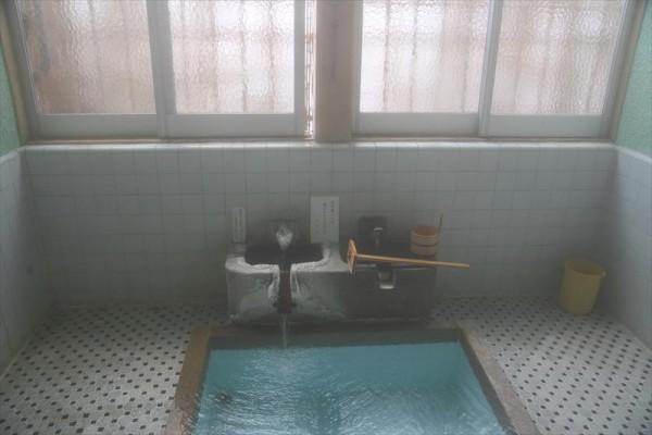 会津東山温泉 向瀧 貸切風呂 蔦