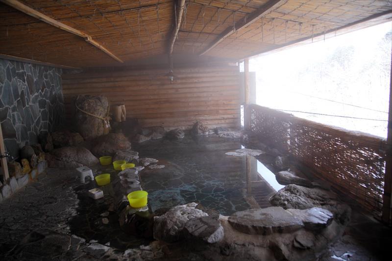良くも悪くも昔ながらの温泉民宿。湯野上温泉 藤の湯 えびす屋【福島県の温泉】