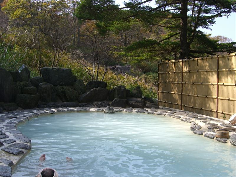最高の湯質と湯巡りが面白い!野地温泉 野地温泉ホテル【福島県の温泉】