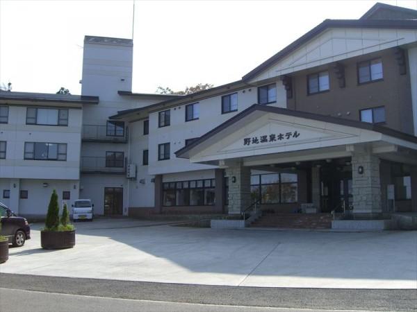 野地温泉 野地温泉ホテル