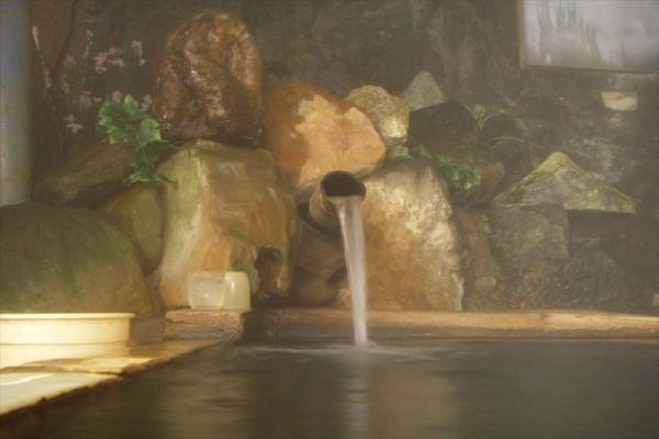 横向温泉 中の湯旅館