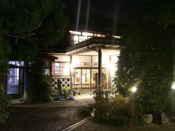 河内温泉 金谷旅館