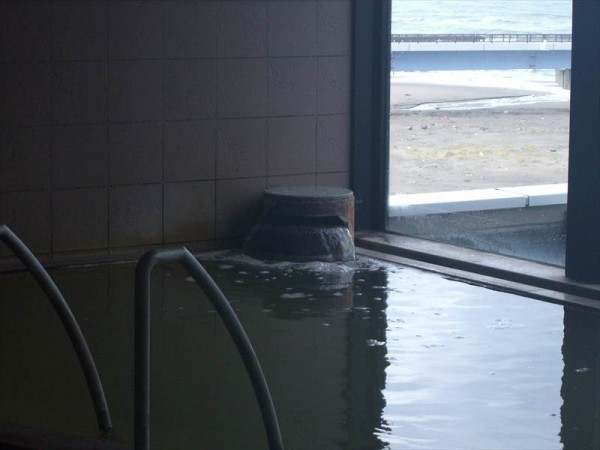 岩城温泉 港の湯
