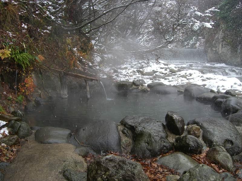 野天風呂が素晴らしい!秋の宮温泉郷 鷹の湯温泉【秋田県の温泉】