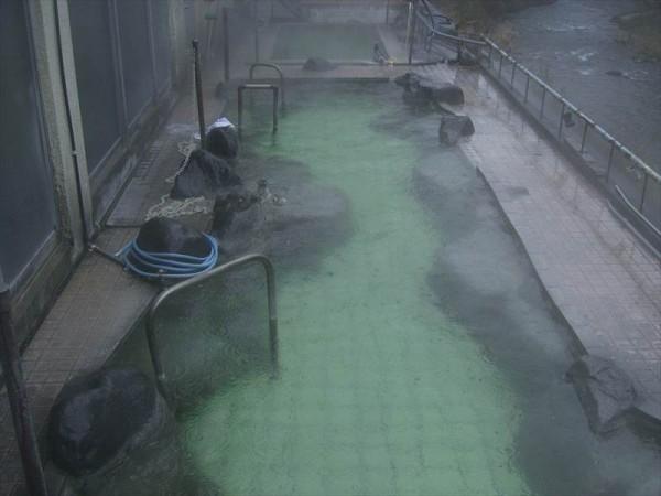 中山平温泉 東蛇の湯