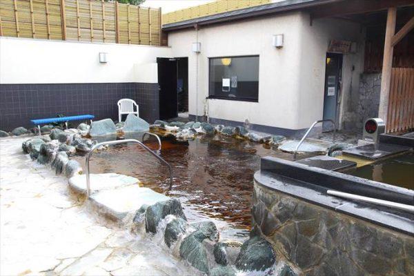 天然温泉 みどりの湯 都賀店
